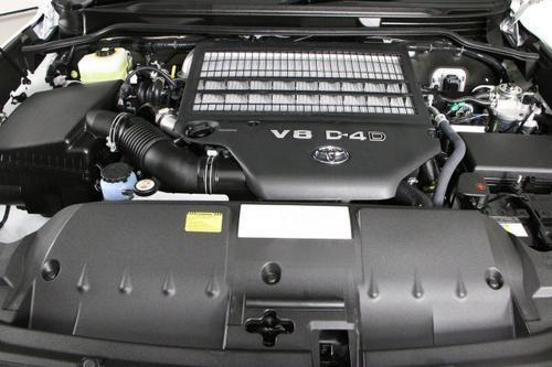 Toyota Landcruiser VX VDJ200R VX Wagon 7st 5dr Spts Auto 6sp 4x4 4.5DTT