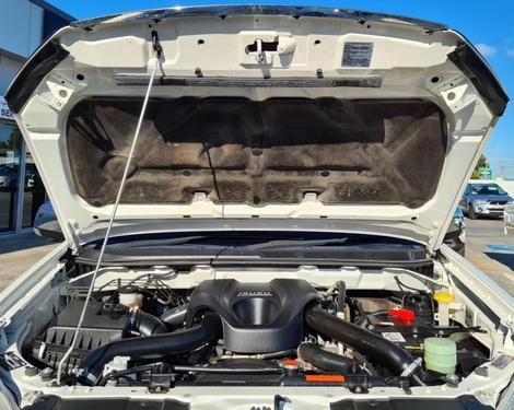 Isuzu MU-X LS-U LS-U Wagon 7st 5dr Rev-Tronic 5sp 4x2 3.0DT [MY15.5]