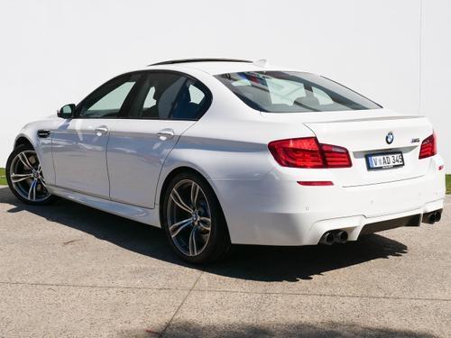 BMW M5  F10. Sedan 4dr M-DCT 7sp 4.4TT [MY12]