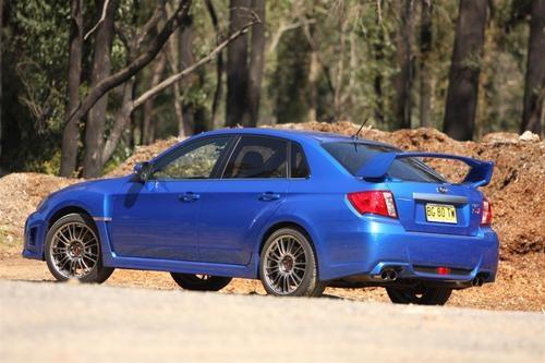 2011 Subaru Wrx Sti Spec R Sedan Automatic Road Test Review