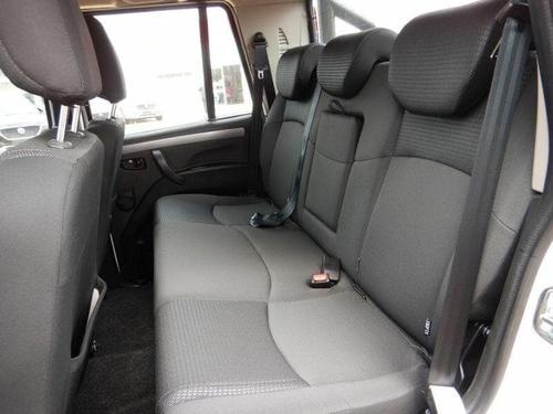 Mahindra PIK-UP S10 S10 Black mHawk Utility Dual Cab 4dr Man 6sp 4x4 2.2DT [Jan]
