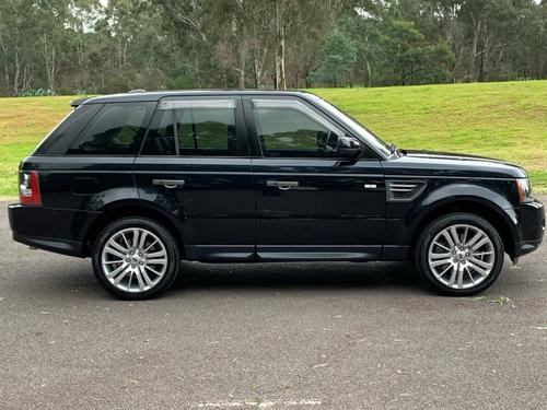 LAND ROVER RANGE ROVER SPORT TDV6 L320 TDV6 Luxury Wagon 5dr Spts Auto 6sp 4x4 3.0DTT [MY11]