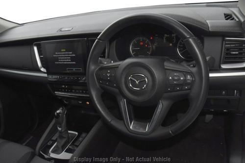 Mazda BT-50 XTR TF XTR Utility Dual Cab 4dr Man 6sp 4x4 3.0DT [Jul]