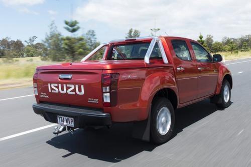 2016 Isuzu D-Max