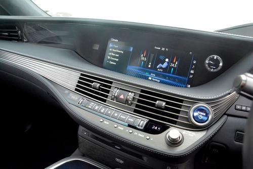 LEXUS LS LS500h GVF50R LS500h F Sport Sedan 4dr MSS 10sp 3.5i/132kW Hybrid
