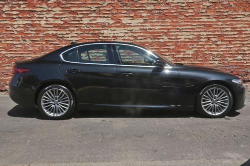 ALFA ROMEO GIULIA Super Super Sedan 4dr Spts Auto 8sp 2.2DT