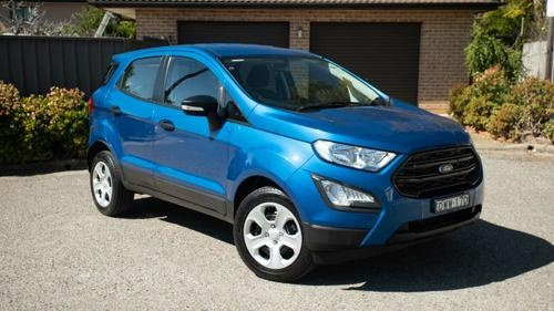 FORD ECOSPORT Ambiente BL Ambiente Wagon 5dr Auto 6sp 1.5i [MY19.25]