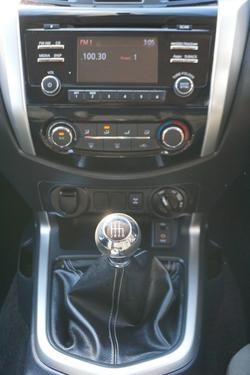 NISSAN NAVARA ST D23 Series 2 ST Utility King Cab 4dr Man 6sp 4x4 2.3DTT