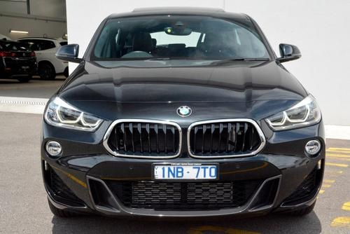 BMW X2 xDrive20d F39 xDrive20d M Sport. Coupe 5dr Steptronic 8sp AWD 2.0DT