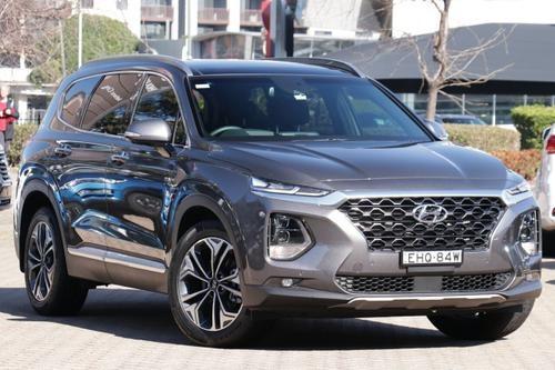 2020 Hyundai Santa Fe Tm 2 My20 Automatic