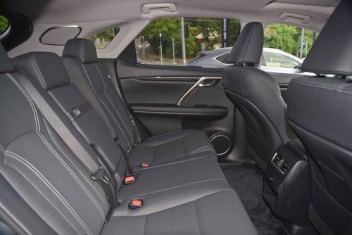 LEXUS RX450H RX450h GYL25R RX450h Crafted Edition Wagon 5dr CVT 6sp 4x4 3.5i Hybrid