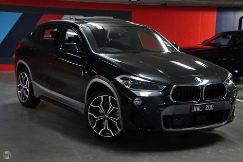 BMW X2 sDrive18i F39 sDrive18i M Sport X. Coupe 5dr DCT 7sp 1.5T