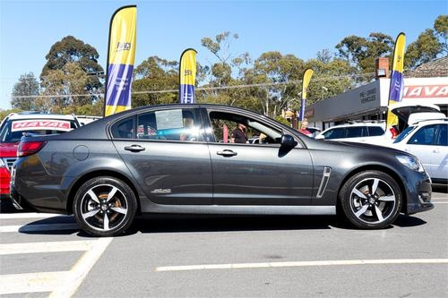 HOLDEN COMMODORE SS VF Series II SS Sedan 4dr Spts Auto 6sp 6.2i [MY17]