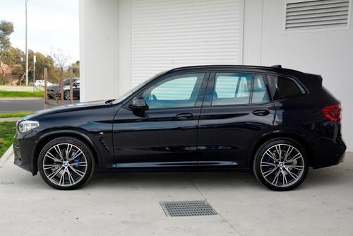 BMW X3 xDrive30d G01 xDrive30d. Wagon 5dr Steptronic 8sp 4x4 3.0DT [Jan]