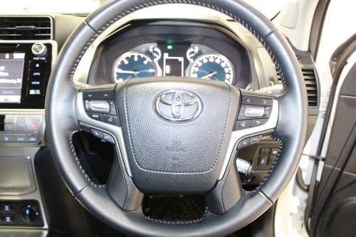 Toyota Landcruiser Prado GXL GDJ150R GXL Wagon 7st 5dr Spts Auto 6sp 4x4 2.8DT [Nov]