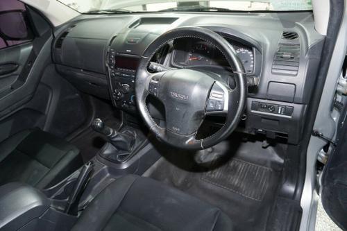 Isuzu D-MAX SX SX Cab Chassis Single Cab 2dr Man 5sp 4x2 3.0DT [MY15]