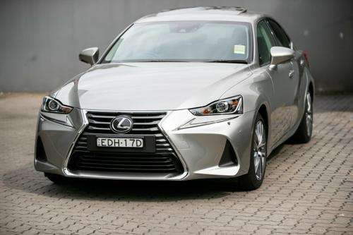 Lexus IS IS300 ASE30R IS300 Luxury Sedan 4dr Spts Auto 8sp 2.0T