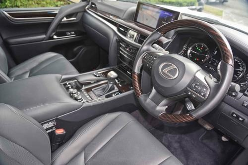 LEXUS LX450D LX450d VDJ201R LX450d Wagon 5dr Spts Auto 6sp 4x4 4.5DTT [Feb]
