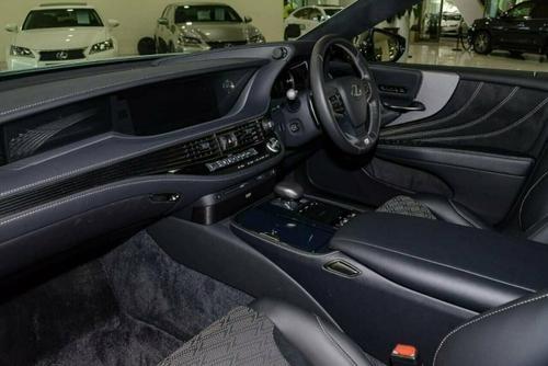 LEXUS LS LS500 VXFA50R LS500 F Sport Sedan 4dr Spts Auto 10sp 3.5TT