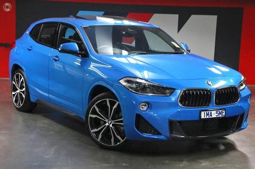 BMW X2 xDrive20d F39 xDrive20d M Sport. Coupe 5dr Steptronic 8sp AWD 2.0DT [Oct]
