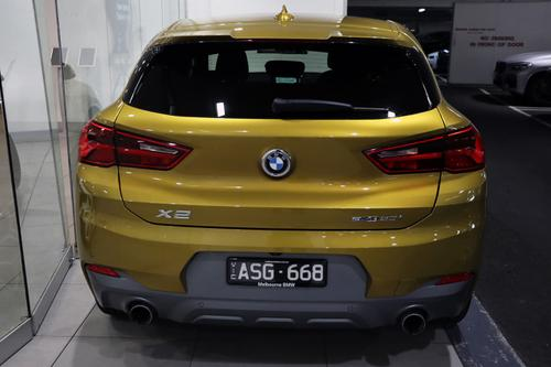 BMW X2 sDrive20i F39 sDrive20i M Sport. Coupe 5dr DCT 7sp 2.0T