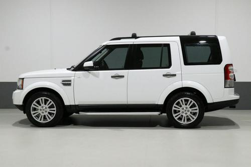 LAND ROVER DISCOVERY 4 SDV6 Series 4 SDV6 SE Wagon 7st 5dr CommandShift 6sp 4x4 3.0DTT [MY12]