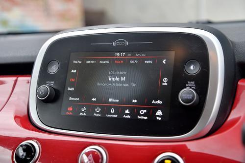 FIAT 500X Pop Series 2 Pop Wagon 5dr DDCT 6sp 1.4T [Jan]