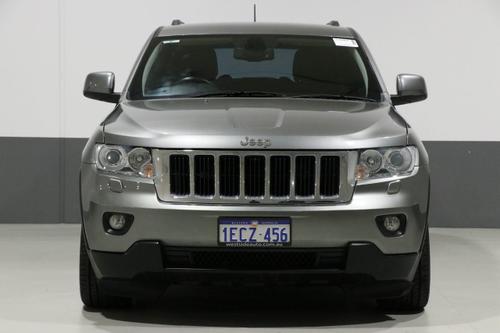 JEEP GRAND CHEROKEE Laredo WK Laredo Wagon 5dr Spts Auto 5sp 4x4 3.0DT [MY13]