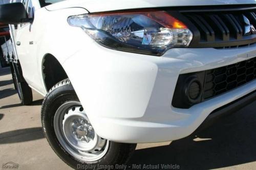 MITSUBISHI TRITON GLX MQ GLX Cab Chassis Single Cab 2dr Man 5sp 4x2 2.4i [MY18]