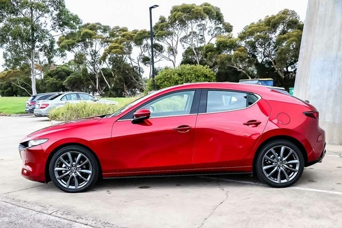 MAZDA 3 G25 BP Series G25 GT Hatchback 5dr SKYACTIV-Drive 6sp 2.5i [Jan]