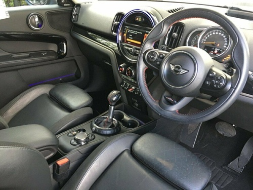 MINI COUNTRYMAN Cooper S F60 Cooper S Wagon 5dr Steptronic 8sp 2.0T