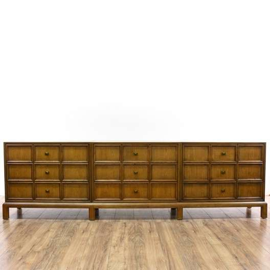 Drawer Extra Long Dresser Loveseat