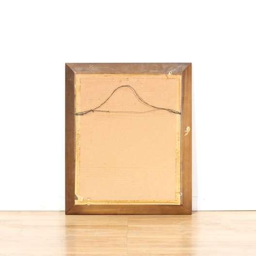 Decorative Wood Framed Rectangular Mirror | Loveseat ...