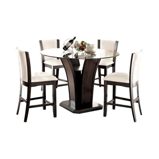 Hokku Designs Counter Height Dining Table Loveseat Online Auctions San Diego