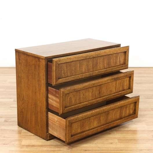 Quot Dixie Quot 3 Drawer Short Dresser Nightstand 2 Loveseat