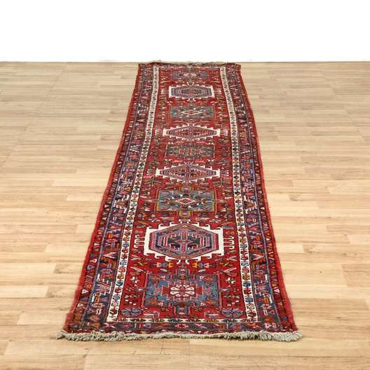 Persian Rug Los Angeles: Hand Knotted Bohemian Oriental Runner Rug