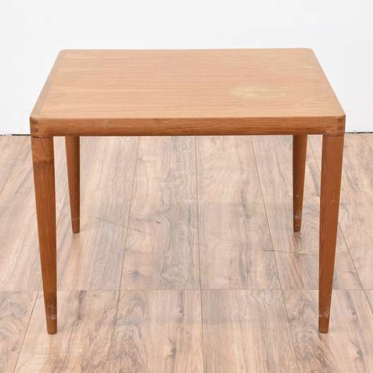 Danish Modern Coffee Table Loveseat Vintage Furniture San Diego