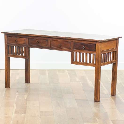finest selection 8ed9e 9191a Mission Style Writing Desk | Loveseat Vintage Furniture San ...