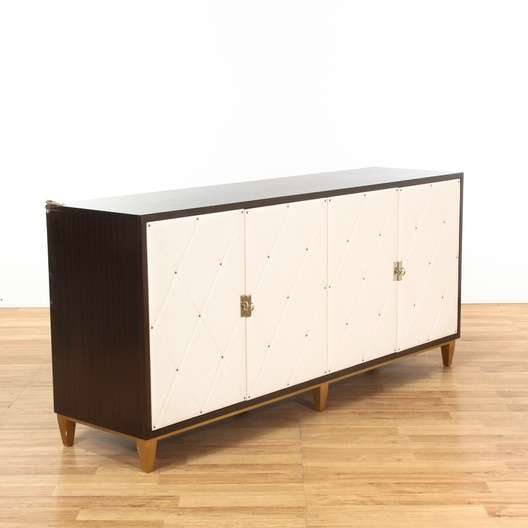 Bernhardt Jet Set Buffet Console Table
