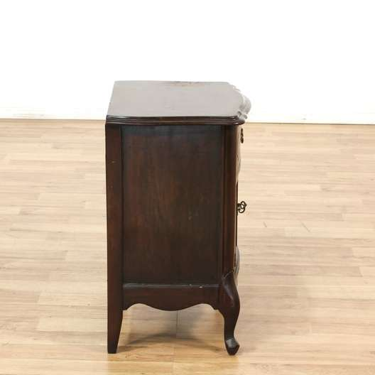Quot Thomasville Quot Nightstand W Drawer Amp Wire Accents