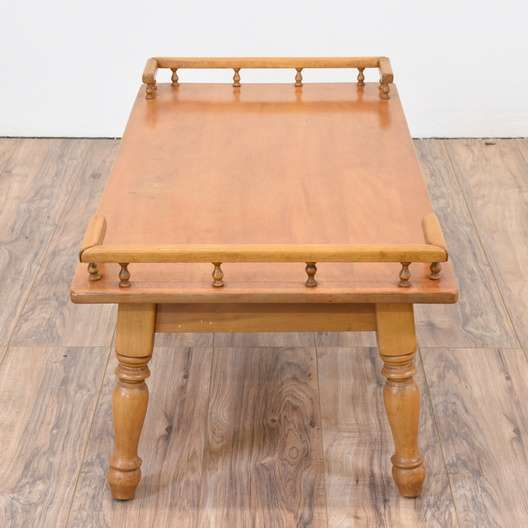 Early American Style Coffee Table