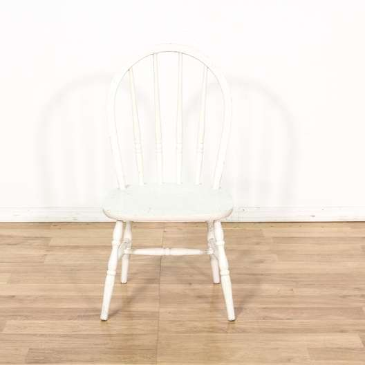 Cool Shabby Chic White Spindle Back Dining Chair Loveseat Alphanode Cool Chair Designs And Ideas Alphanodeonline