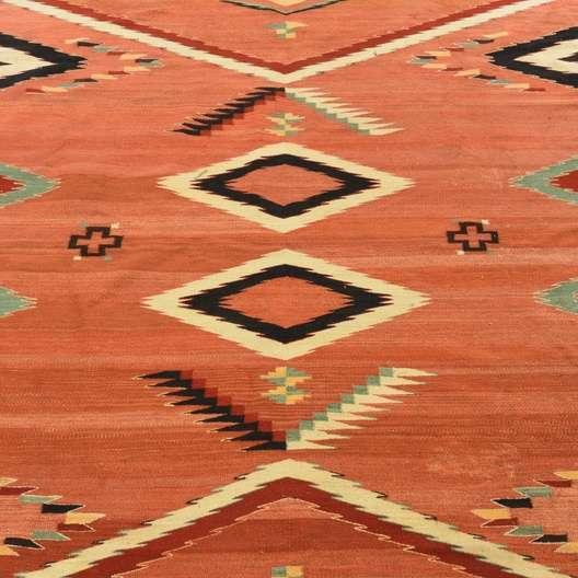 Hand Made Navajo Style Kilim Area Rug