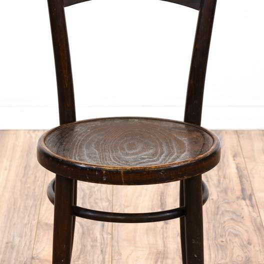 """Thonet"" Bentwood Side Dining Chair 