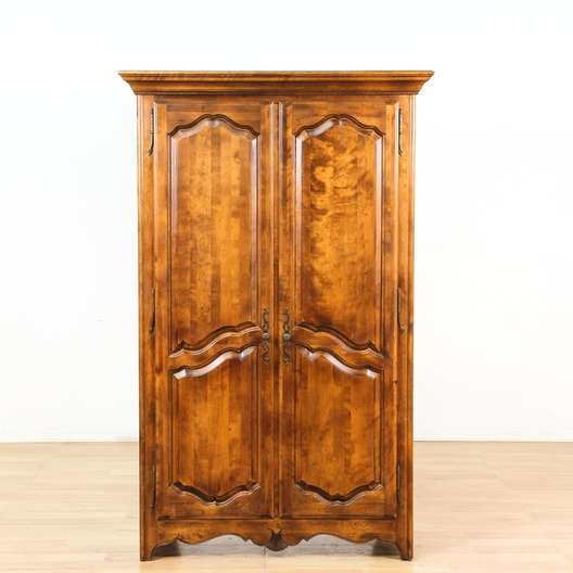 Quot Ethan Allen Quot Traditional Armoire Dresser Loveseat