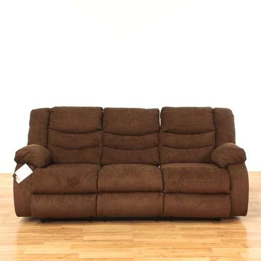 Ashley Furniture Orange County Ca: Ashley Furniture Brown Drennan Reclining Sofa