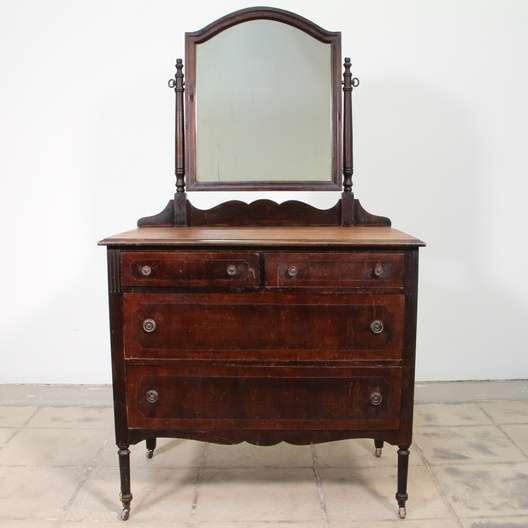 chicago antique furniture chicago antique mirror table - HD2000×2000
