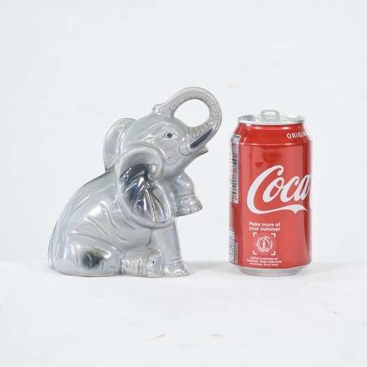 Set 3 Vintage Ceramic Elephants Loveseat Vintage