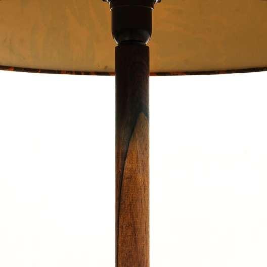 Brazilian rosewood mid century modern lamp loveseat vintage furniture los angeles - Brazilian mid century modern furniture ...