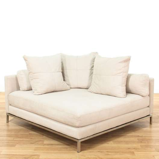Z Gallerie Ventura Square Chaise 1